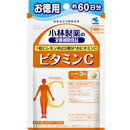 小林製薬の栄養補助食品 ビタミンC 180粒 お徳用(約60日分)【コンビニ受取対応商品】