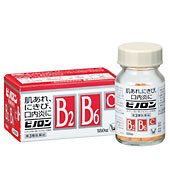 【第3類医薬品】【大正製薬】ビノロン 180錠 【あす楽対応】ビタミンB2 ビタミンB6肌あれ にきび 口内炎