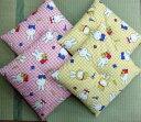 ミッフィー綿小座布団、手作り布団キャラクター座布団  4枚で送料無料02P03Sep16