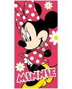 ミニーマウス Minnie Mouse Beach Towel ビーチタオル バスタオル 140cm x 70cm