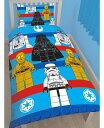 スターウォーズ STARWARS レゴ LEGO 布団カバー + 枕カバー セット シングル