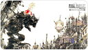 プレイマット ファイナルファンタジー 6 Final Fantasy Trading Card Game Play Mat Final Fantasy VI 60x34 cm