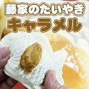 キャラメル たいやき (和菓子 スイーツ タイヤキ たい焼き お歳暮 お菓子 おやつ 白いたいやき)