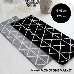 キッチン ダイヤモンド インテリア モノトーン モノクロ