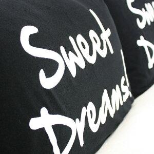【白黒】SWEETDREAMS!パイルピローカバー