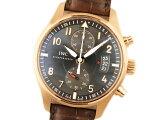 IWC メンズ腕時計 スピットファイア クロノグラフ IW387803 未使用品【あす楽対応東海】