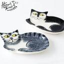 ショッピング物置 Hannah Turner(ハンナターナー)Cat Trinket Tray トレイ(アクセサリートレー 小物入れ 小物置き 小物ケース 猫 ねこ ネコ キャットモチーフ 陶器 せっ器 Px10)