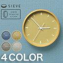 SIEVE(シーヴ)paint(ペイント)(壁掛け時計 掛け時計 置き時計 時計 木製 北欧 ナチュラル おしゃれ)【10P01Oct16】