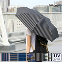 wpc UNISEXumbrella mini(折り畳み傘 折りたたみ傘 UV加工 メンズ レディース 男女兼用 晴雨兼用 雨傘 日傘 男性用日傘 おしゃれ 軽量 ワールドパーティー ギフト プレゼント 贈答品 贈り物)