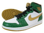 NIKE AIR JORDAN 1 RETRO OG ナイキ エアジョーダン1 レトロ OG CLOVER/METALIC GOLD/WHITE/BLACK