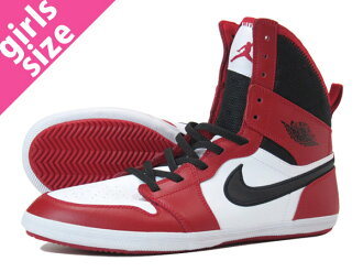 NIKE JORDAN 1 SKINNY HIGH GS Nike Air Jordan 1 skinny high GS BLACK/WHITE/RED