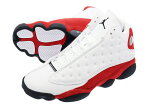 NIKE AIR JORDAN 13 RETRO ナイキ エア ジョーダン 13 レトロ WHITE/BLACK/TEAM RED
