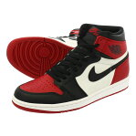 NIKE AIR JORDAN 1 RETRO HIGH OG  ナイキ エア ジョーダン 1 レトロ ハイ OG GYM RED/BLACK/SUMMIT WHITE 555088-610
