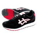 鞋子 - ASICS Tiger GEL SAGA アシックス ゲル サーガ BLACK/WHITE 1191a232-001
