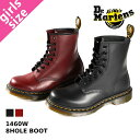 [40%OFF!] [send it out by business day, the following day] is 8 Dr.Martens 8HOLE BOOT 1,460W doctor Martin Lady's hall boots BLACK(11821006)/CHERRY(11821600) [long-awaited Lady's size]