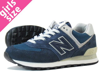 NEW BALANCE ML574VN new balance ML574VN NAVY/SILVER