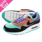 NIKE AIR MAX 1 NK DAY GS  ナイキ エア マックス 1 NK DAY GS BLACK/WHITE/SPACE PURPLE at8131-001