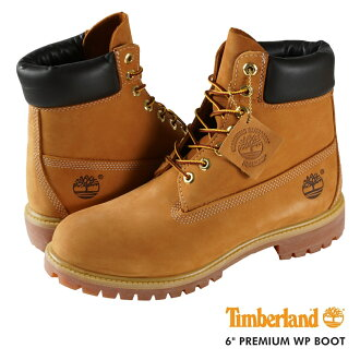 TIMBERLAND 6inch PREMIUM BOOT WHEAT 10061