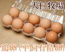 平飼有精卵 1パック(10個)×4箱(静岡県 大仁牧場)健康有精卵・送料無料・産地直送