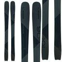 4/6AMまで!クーポンで10%OFF!ELAN エラン 19-20 スキー 2020 RIPSTICK 106 Black Edition リップスティック106ブラックエディション (板のみ) パウダー スキー板 ポルシェデザイン (onecolor):