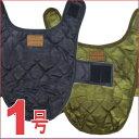 【チワワ 服】LWD イージーキルトコート 1号 (チワワ 小型 犬服 秋 冬 暖か 洋服 フリース コート アウター)