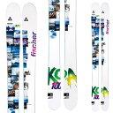 スキー 旧モデル 特価13-14 フィッシャー スキー板 FISCHER 2014 コア100 KOA100 (板のみ) パウダー オールマウンテン ロッカー ツアー 【送料無料】[pd滑_ski]