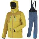 期間限定クーポン配布中!ミレー MILLETメンズ MAGIC STRETCH JKT+7/24 STRETCH PANTカラー7327+7097スキーウェア:MIV6683+MIV6782[pd装_snowwear]