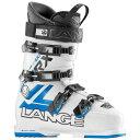 15-16 ラング スキーブーツ LANGE 2016RX100 カラー:WHITEBLUE 基礎【送料無料】[pd動_boot]
