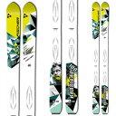 スキー 旧モデル 特価14-15 フィッシャー スキー板 FISCHER 2015 ハンニバル100 HANNIBAL100 (板のみ) パウダー ツアー 【送料無料】[pd滑_ski]