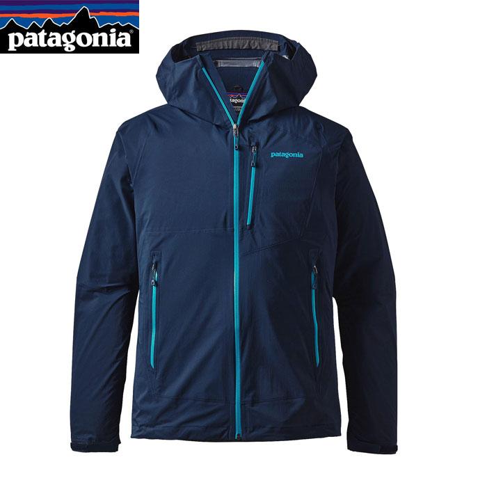パタゴニア ストレッチレインシャドージャケット メンズ