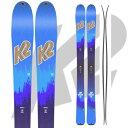 K2 ケーツー 17-18 スキー Ski 2018 トークバック 88 Talkback 88 [板のみ] オールマウンテン レディース バックカントリー (-):