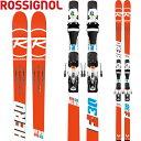 ROSSIGNOL ロシニョール 17-18 スキー ski 2018 HERO FIS GS (R21 WC)+ SPX 15 ROCKERFLEX (金具付き) マスターズ レーシング カービ..