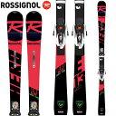 ROSSIGNOL ロシニョール 18-19 スキー 2019 ヒーローエリート HERO ELITE ST Ti (KONECTプレート) SPX 12 (金具付き) レーシング SL (-):RAHLA02