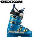 [送料無料] REXXAM レクザム 17-18 スキーブーツ skiboot 2018 PowerREX S110 パワーレックスS110 基礎 レーシング: [pt0]
