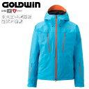 期間限定クーポン配布中!GOLDWIN ゴールドウィン Snow Squad Jacket 〔Men's スキーウェア ジャケット〕 (CL):G11510P