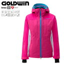 GOLDWIN ゴールドウィン W's Radical Jacket 〔Women's スキーウェア ジャケット〕 (OP):GL11503P