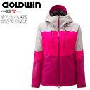 GOLDWIN ゴールドウィン W's Snow Squad Jacket 〔Women's スキーウェア ジャケット〕 (RP):GL11510P
