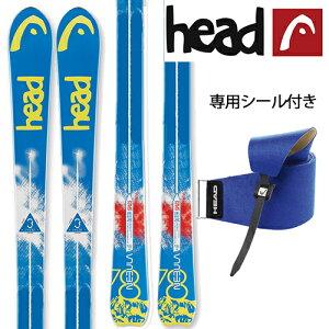 スキー 旧モデル 特価HEAD [ヘッド] 2016 NEBULA 78 【専用シール付き】 山スキー テレマーク ツアースキー バックカントリー ツーリング (nocolor):[1516selectBACK] [40-49スキー用品]