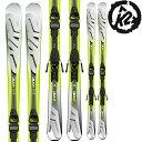 スキー 旧モデル 特価K2 スキー板 ケーツー <2016> 15-16 KONIC 78Ti 〔コニック 78 ティーアイ〕 + M3 10 オールマウンテン...