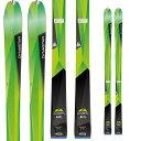 スキー 旧モデル 特価ディナスター スキー板 15-16 DYNASTAR 2016 CHAM ALTI 80 バックカントリー・ツアーモデル【送料無料】[pd...