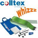 コ-ルテックス coll-tex クライミングスキーシールwhizzz ウィズィー カムロックセット 185cm×140mm バックカントリー 【送料無料】