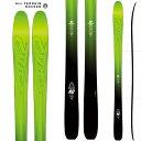 16-17 K2 スキー板 ケーツ- 2017 ピナクル95 PINNACLE 95 (板のみ) パウダー オールマウンテン ツアー バックカントリー 【送料無料】[..