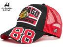 Atributika&Club/アトリブチカ NHLCAP PATCH ※シカゴ ブラックホークスNO.88※ 【NHLグッツ】 #31334