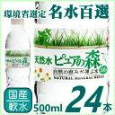 【1ケース】【送料無料】ミネラルウォーター 天然水 ピュアの...