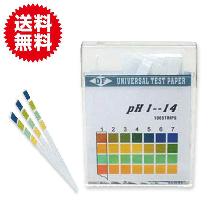 pH試験紙(スティックタイプ)pH1-14 ペット/ペットグッズ 熱帯魚/アクアリウム 用…...:sky-group:10000576
