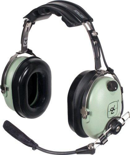 DAVID CLARK グラウンドサポート ワイヤレス ヘッドセット H9930 (40990G-01)