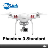 �����ܸ��ꡪDJI10��ǯ��ǰ�����ڡ����DJI Phantom 3 Standard��Ĵ���Ѥ� ��ǯ»���ݾ��ݸ��� ����̵����