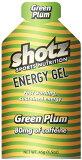 【メール便のみ】Shotz Energy Gel Green Plum ショッツ エナジージェル(カーボショッツ) グリーンプラム(カフェイン80mg入り) 【トレイルランニング 対象商品】 【代引不