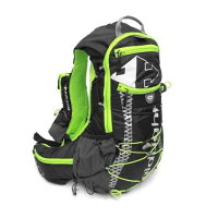 RaidLight Trail XP14 Black/Lime Green