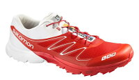 ��SALOMON/�������S-LABSense2RacingRed/White/S-LAB���󥹣��졼���󥰥�åɡ��ۥ磻��